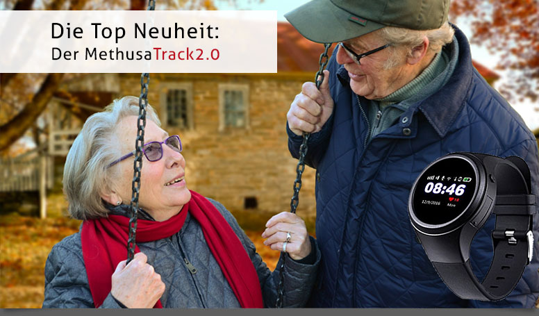 MethusaTrack GPS Tracker 2.0